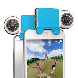 Giroptic iO HD 360 degree camera for iPhone/iPad