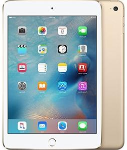 Apple iPad mini 4 64GB Factory Unlocked Gold  Newest Version