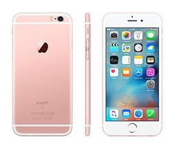 Apple iPhone 6S Plus, GSM Unlocked, 16GB - Rose Gold