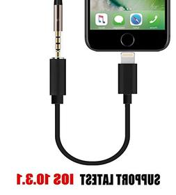 iPhone 7/7Plus Adapter Accessories.Lightning to 3.5 mm Headp