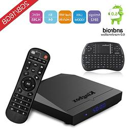 Kingbox K3 Android 6.0 TV box 2GB/16GB 2017 TOP configurati