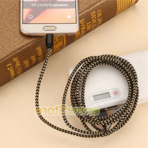 1-3M Charger Cable Cord Samsung Phone
