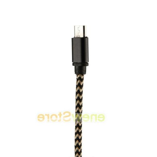 1-3M Charger Cable Cord Samsung Android Phone