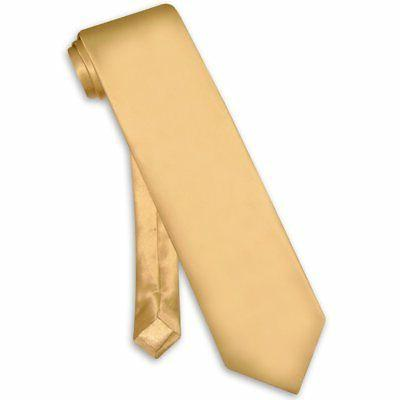 100 percent silk necktie extra long solid