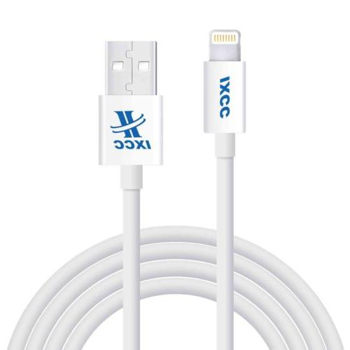 10ft 3M Brand New iXCC Apple MFi Lightning Cable USB Sync Ch