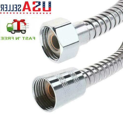 10ft 3m stainless steel shower head hose