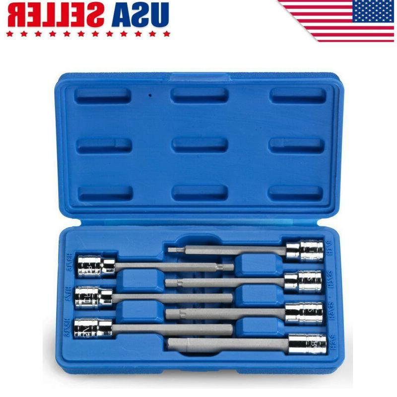 14 Extra Hex Sockets Wrench Free Shipping
