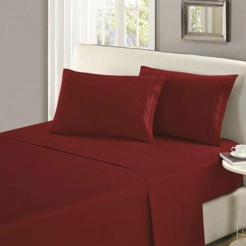 Mellanni Collection Fade, Stain Resistant