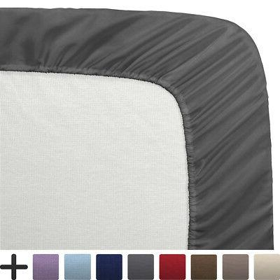 2 Twin XL Fitted Sheets King and Beds