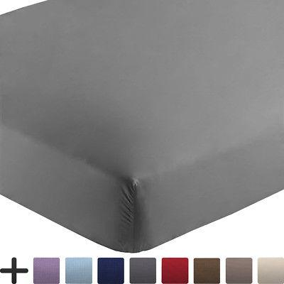 2 twin xl extra long fitted sheets