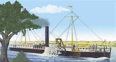 2014 FULTON'S CLERMONT PADDLE WHEEL kit in box