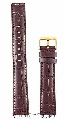 22 LEATHER WATCH BAND