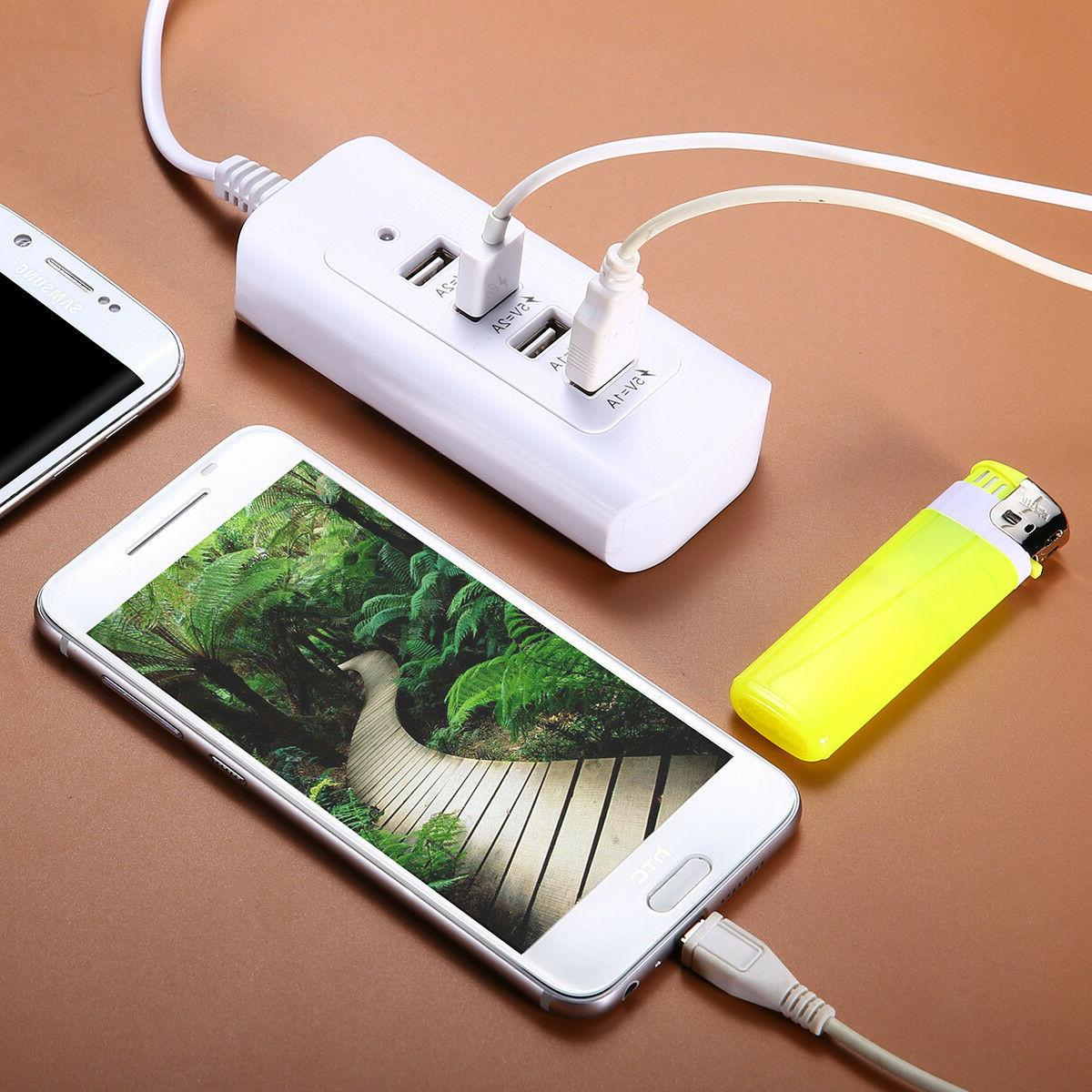 4 Fast Charger Charging Station Hub Power