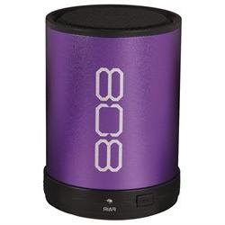808 Audio CANZ Wireless Speaker - Purple