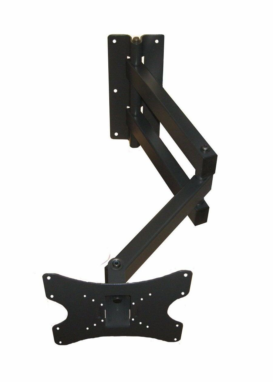 """Extra Long Arm Full Motion Mount for Tv Screen Sizes 19-42"""""""