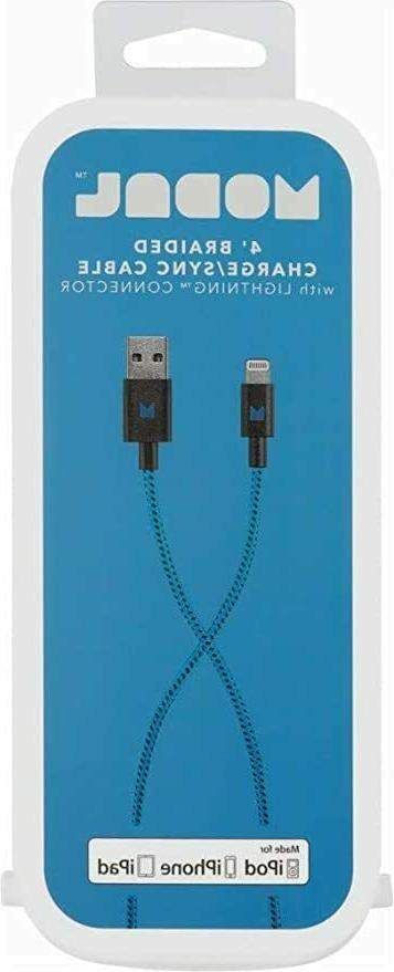 Modal - 3' Micro Usb Charge-and-sync Cable - Red