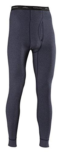ColdPruf Men's Authentic Dual Layer Wool Plus Base Layer Bot