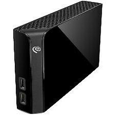 Seagate Backup Plus Hub STEL4000100 4 TB External Hard Drive