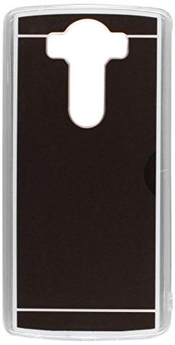MyBat Cell Phone Case for LG H901 - Retail Packaging - Gold/