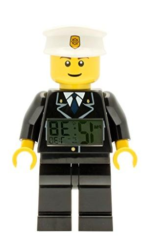 city policeman kids minifigure light