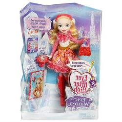 Disney Princess Ever After High Epic Winter Doll - Apple Whi