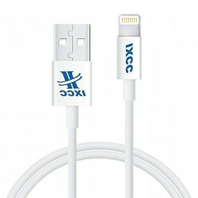 iXCC Cable 3ft, iPhone for X, 8, 8 Plus,