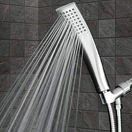 ShowerMaxx | 2.3 High Pressure Hand Held Shower with Long | Flow to MAXX-imize