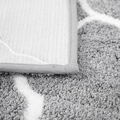 HEBE Rug Absorbent for Bathroom