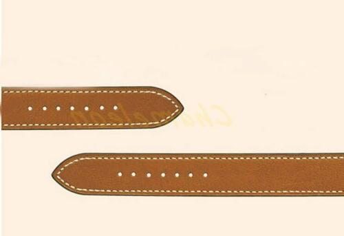 Extra Long Double Genuine Band Strap Series32