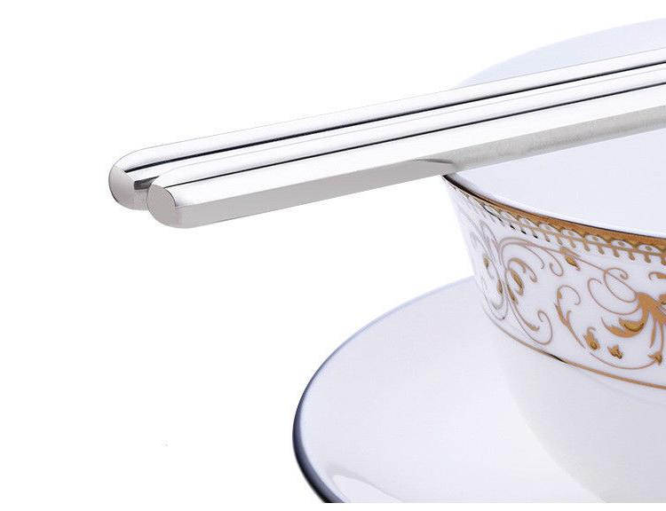 Stainless Steel Extra Household Pot Chopsticks Cooking