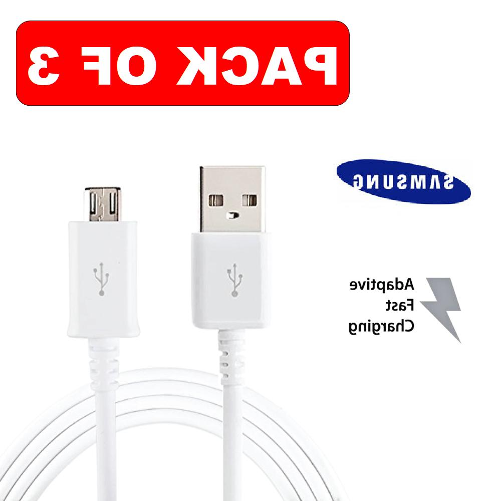 Extra Long Micro USB Data Charger Cable for Samsung Galaxy J