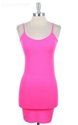 Extra Tunic Dress Slip Tank SIZE