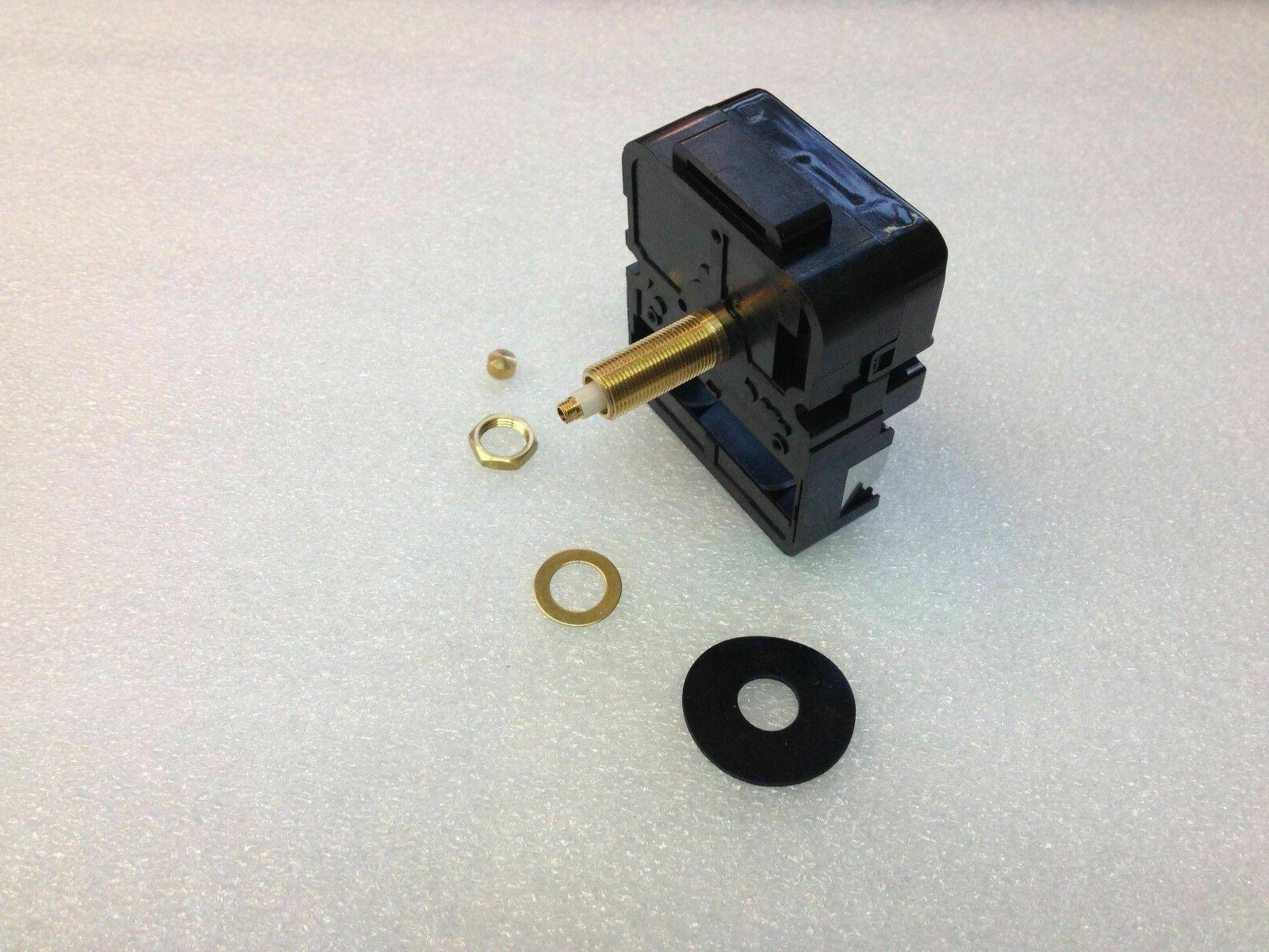 extra long shaft high torque clock movement