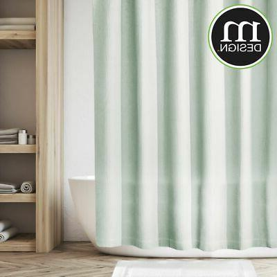 mDesign Waffle Weave Curtain - x
