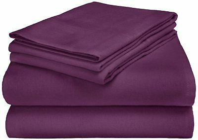extra warm cotton flannel sheet set