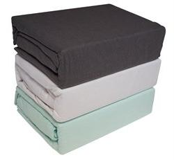 Flannel Warm Twin XL Sheets - White Twin Extra Long