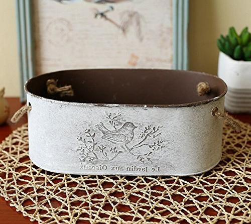french rustic shabby chic metal