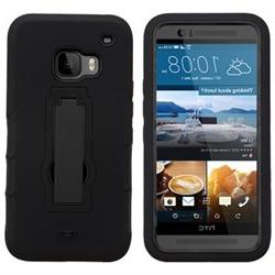 HTC One M9 Hard Cover and Silicone Protective Case - Hybrid