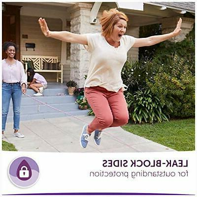 Poise Incontinence Women Ultimate Absorbency Long Original Design