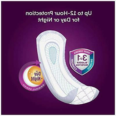 Poise Incontinence Pads Ultimate Absorbency Design 90 Count