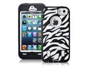 IPhone 5/5S Case, Shockproof Dirt Proof Hybrid Armor Cover