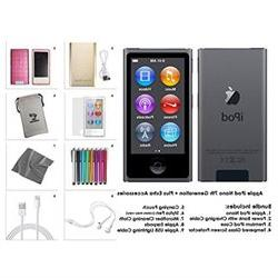 Apple iPod Nano 8th Generation 16GB Space Grey Extra Accesso