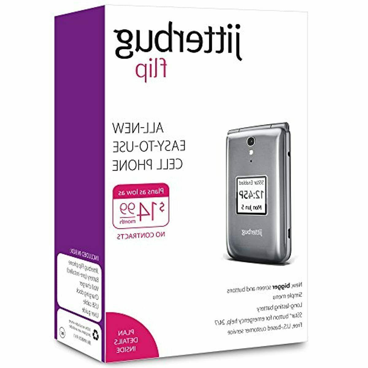Jitterbug Easy-to-use Cell Phone for Seniors GreatCall