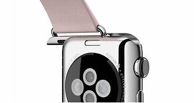 Leather Band Apple Watch Series 5 4 3 2 38 40 and