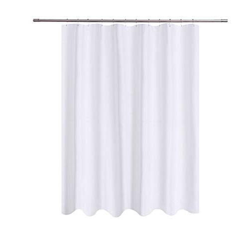 long shower curtain liner fabric