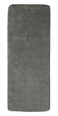 "Lavish Home 24""x59"" Memory Foam Extra Long Bath Mat by Woven"