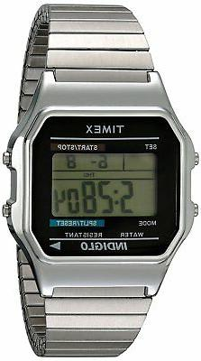 Timex Men's Classic Digital Extra Long Watch T78582 MSRP $45