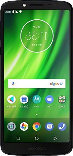 Moto G6 Play – 32 GB – Unlocked  – Deep Indigo -