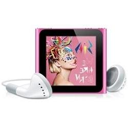 Apple iPod 8GB Nano 6th Generation, Pink