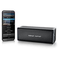Harman Kardon One Portable Bluetooth Speaker Black
